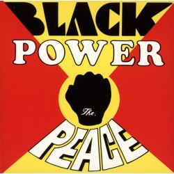 The Peace - Black Power Lp...