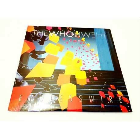 The Who - Endless Wire 2 Lp Vinyl