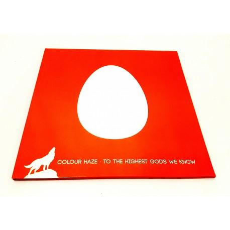 Colour Haze - To The Highest Gods We Know Lp Vinilo Negro Limitado a 1000 Copias Portada Gatefold