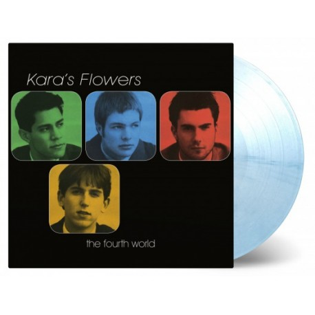 Kara's Flowers ( Maroon 5 ) - Fourth World Lp Color Vinyl Limited Edition Of 1000 Copies MOV Pre Order