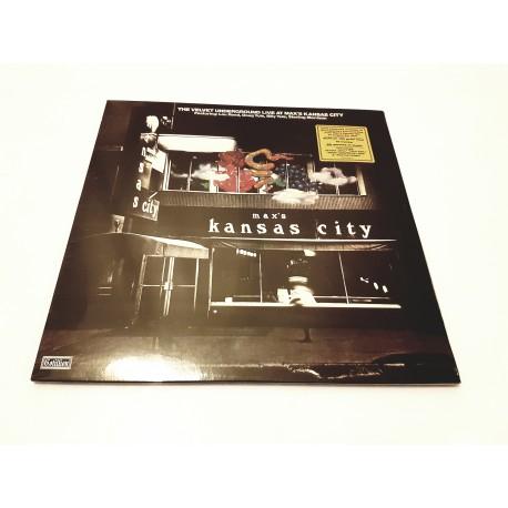 The Velvet Underground – Live at Max's Kansas City 2 Lp Vinyl 180 Gram