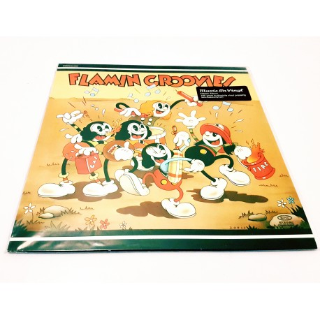 The Flamin' Groovies – Supersnazz Lp Vinyl 180 Gram MOV