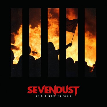 Sevendust – All I See Is War Lp Color Vinyl First Editon Limited!!!