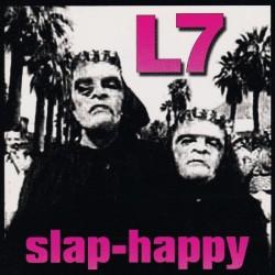 L7 - Slap-Happy Lp Coloured...
