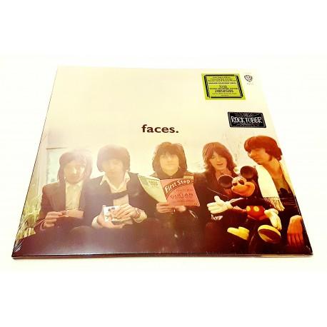 Faces – First Step Lp Vinil Taronja Rhino Records Gatefold (Inclou Download)