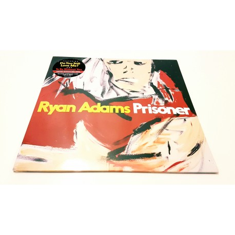 Ryan Adams - Prisioners Lp Vinilo De Color Rojo Limitado Pre Pedido