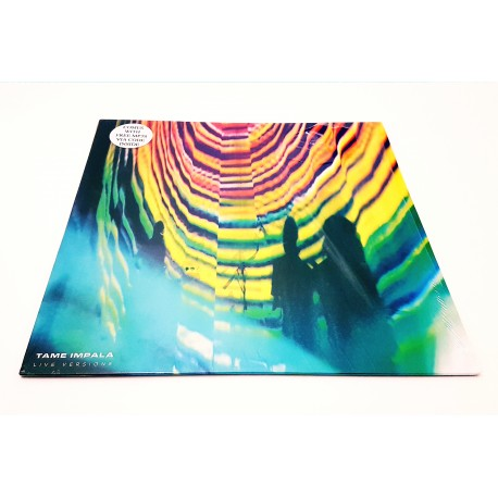 Tame Impala - Live Versions Lp Vinyl (Download Included)