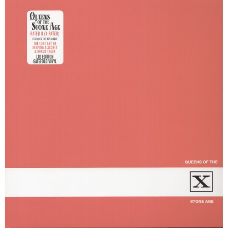 Queens Of The Stone Age ‎– Rated R Lp Vinilo Pirtada Gatefold