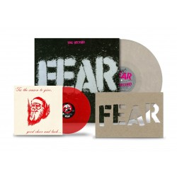 """Fear - The Record Lp + 7""""..."""