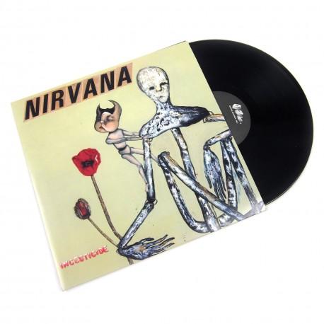Nirvana - Incesticide 2 Lp Vinilo Edición 25tTh Aniversario 2017