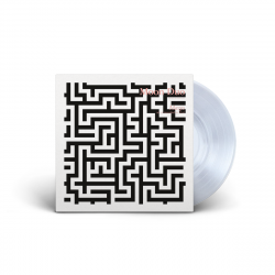Moon Duo - Mazes Lp Clear...