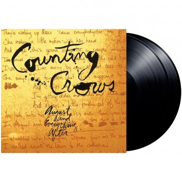 Counting Crows ‎– August And Everything After 2 Lp Vinyl 180 Gram (Download Included)
