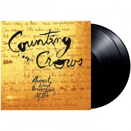 Counting Crows – August And Everything After 2 Lp Vinilo 180 Gram (Incluye Download)