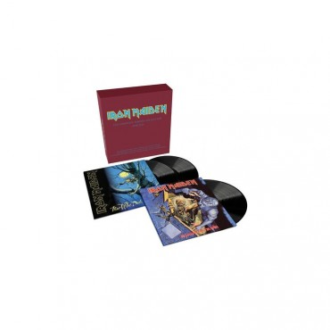Iron maiden - Complete Albums Collection 1990 - 2015 3 Lp Vinyl Limited Box set Pre Order