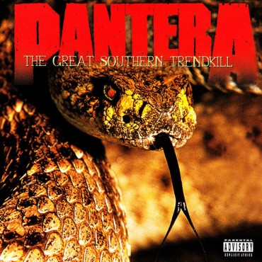 Pantera ‎– The Great Southern Trendkill 2 Lp Vinyl 180 Gram Gatefold Sleeve SALE