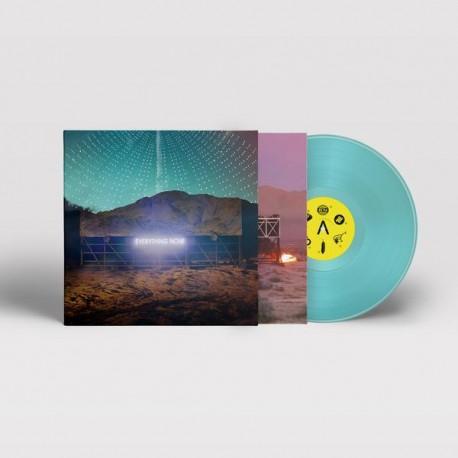 Arcade Fire - Everything Now Lp Blue Vinyl 180 Gram (Night Version) Limited Edition Pre Order 28/07/2017