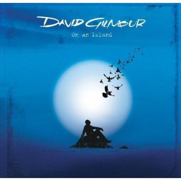 David Gilmour ‎– On An Island Lp Vinyl Gatefold Sleeve
