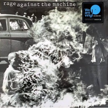 Rage Against The Machine ‎– Rage Against The Machine Lp Vinyl Sony Legacy Edition