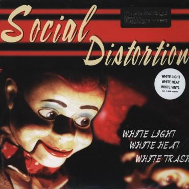 Social Distortion – White Light White Heat White Trash Lp Vinil 180 Gram MOV