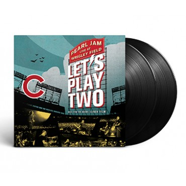 """Pearl Jam - Let's Play Two 2 Lp Vinil Portada Gatefold """"Old Style Tip On"""""""