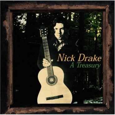 Nick Drake - A Treasury Lp + MP3 Vinilo 180 Gramos Back to Black Series Oferta!!!