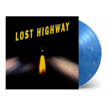 Lost Highway - Music From The Motion Picture 2 Lp Blue Vinyl Limited To 2000 Copies 180 Gram MOV