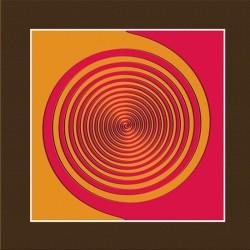 Sundus Abdulghani & Trunk - Sundus Abdulghani & Trunk Lp Vinilo Naranja/Rojo Limitado a 166 Copias