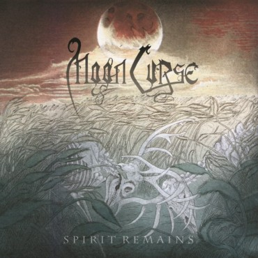 Moon Curse - Spirit Remains Lp Vinilo Negro Limitado a 150 Copias Kozmik Artifactz