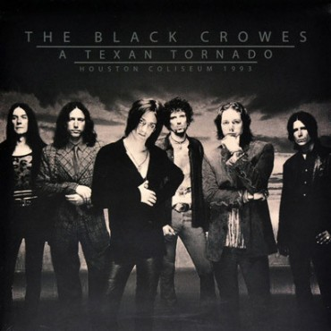 The Black Crowes ‎– A Texan Tornado Live 2 Lp Vinil Editat Per Back On Black