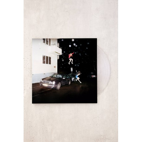 Brand New - Science Fiction 2 Lp Clear Vinyl Limited American Edition Gatefold Sleeve