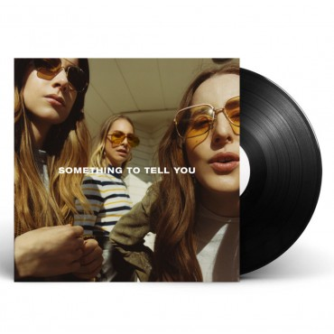 Haim ‎– Something To Tell You 2 Lp Vinilo Contiene Un Tema Extra