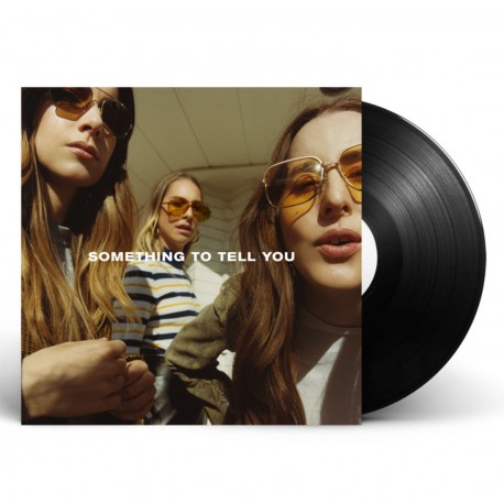 Haim  ‎– Something To Tell You 2 Lp Vinyl Contains One Extra Track