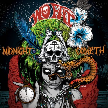 Wo Fat ‎– Midnight Cometh Lp Vinilo Negro Limitado
