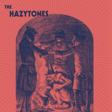 The Hazytones - The Hazytones Lp Vinilo Azul En 180 Gramos Limitado a 300 Copias