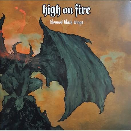 High On Fire – Blessed Black Wings 2 Lp Vinilo Color Limitado a 1140 Copias
