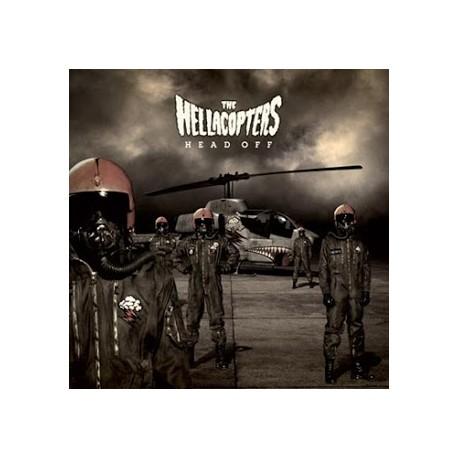 The Hellacopters – Head Off Lp Vinilo Marrón Limitado a 500 Copias